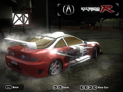 """Acura Integra Type R """"Vortex"""" by xiaojieyule   Need For"""
