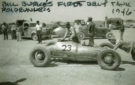 Hot Rods You Should Know: Bill Burke's Belly Tanker